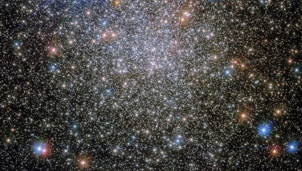 NASA Edwin Powell Hubble Shares Image Of Star Cluster 'NGC 3680' That' settled 35,000 light-weight Years From Earth!
